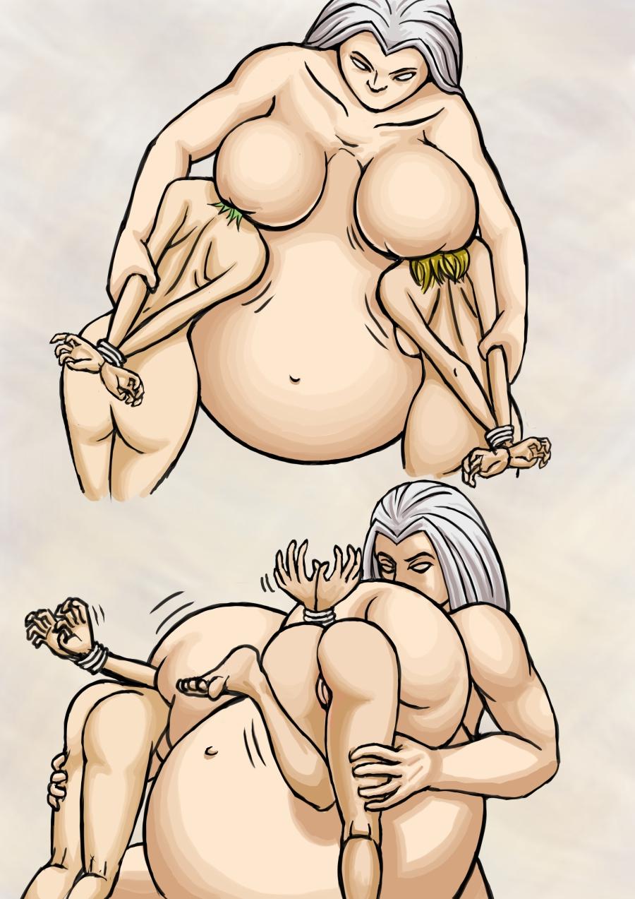 comics Breast  vore hentai