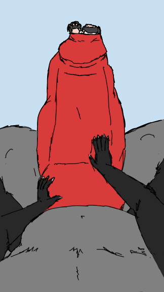 vore pov cock