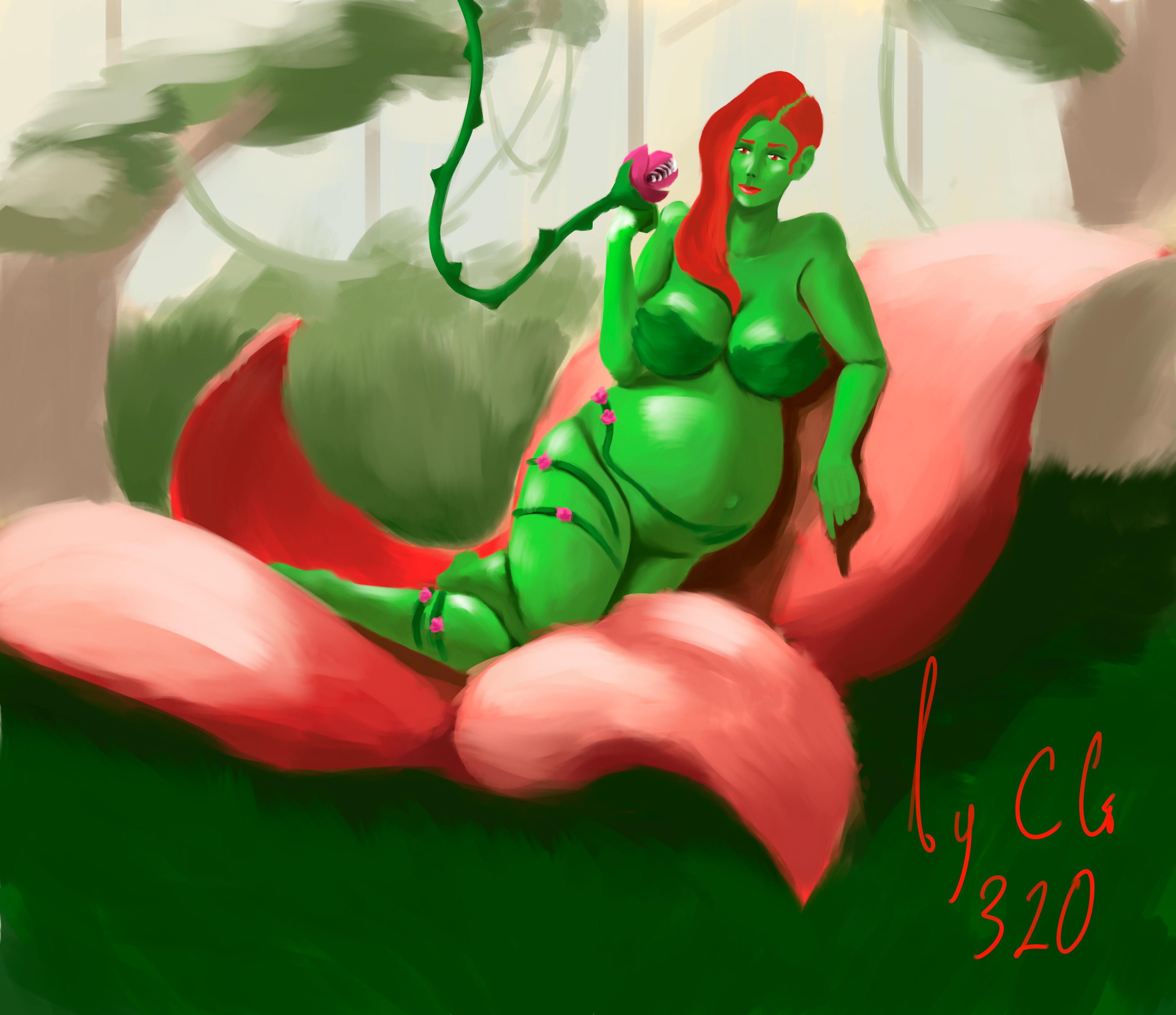 Image - Poison Ivy Earth-43 006.jpg   DC Database   FANDOM