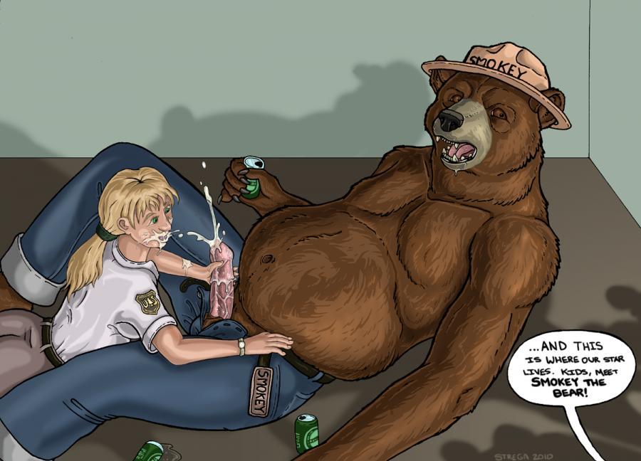 Bear sex Furry